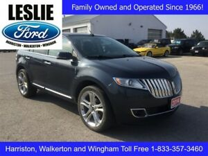 2014 Lincoln MKX Accident Free | Navigation | Winter Tires & Rim