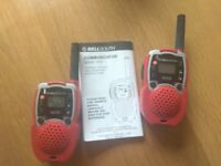 BellSouth Model 1010 Walkie Talkie