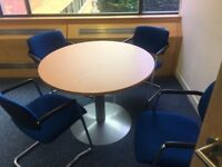 **OFFICE FURNITURE CLEARANCE**(Tables, desks, office seating, storage cupboards, canteen furniture)