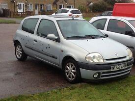 Renault Clio 1.4 sport