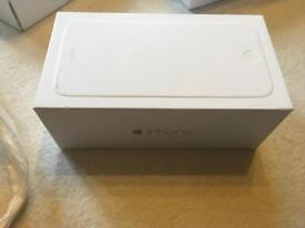 Apple iPhone 6 only box gold 64gb empty box £7