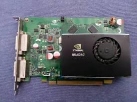 Nvidia Quadro fx 380 graphics card