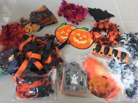 Halloween Decorations - Lots!