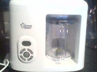 Tommee Tippee food steamer/blender