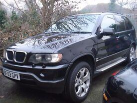BMW X5 2003 petrol