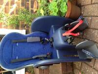 Pashley BABY/CHILD BIKE SEAT Pletscher brand for Pashley bikes fitted with Pletscher rack
