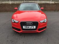 Audi A5 Cabriolet S Line Special Edition 2.0 TFSI - Excellent Condition - Low Mileage