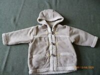 Boys coat age 3 years from Pumpkin Patch
