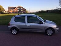 2007 (57) RENAULT CLIO 1.2 CAMPUS / MAY PX OR SWAP