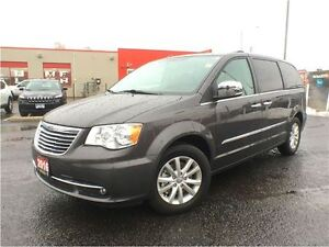 2016 Chrysler Town & Country LIMITED**SUNROOF**BLIND SPOT MONITO