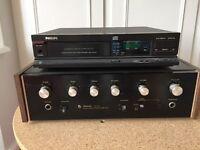 Philips CD371 CD player