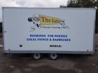 Catering Trailer/Burger van/ For sale/ Rent 30 a day