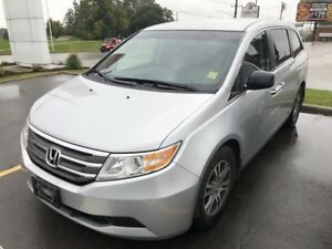 "2011 Honda Odyssey EX ""Still exactly what a minivan should be..."