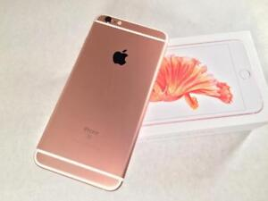 IPHONE 6S PLUS ROSE GOLD 128 GB UNLOCKED