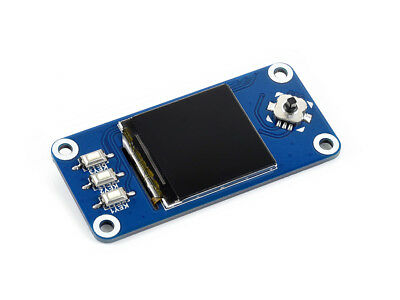 Waveshare 240x240 1.3 Inch Ips Lcd Display Hat For Raspberry Pi Spi Interface