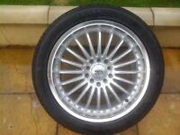wheel/tyre