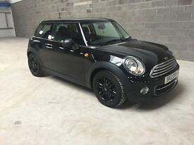 2102 MINI ONE 32,000 Miles, Metallic Black and in Excellent Condition
