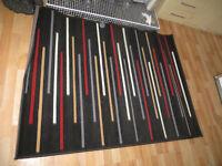rug, modern black rug, Made in Belgium, NEW