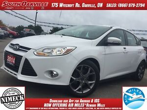 2014 Ford Focus SE | HEATED LEATHER | SUNROOF