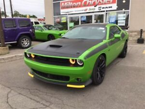 2017 Dodge Challenger T/A 392 GREEN GO