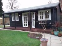 Beautiful OutBuilding in Peaceful Location