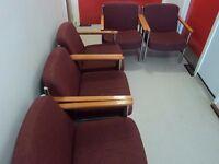 Amazingly comfortable Armchair/sofa seat