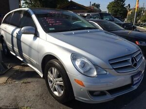 2007 Mercedes R-500--CERTIFIED--EASY GUARANTEED LOAN APPROVALS