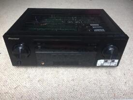 Pioneer VSX-922 AV Receiver Surround Sound 7.2