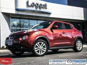 2014 Nissan Juke SL AWD LEATHER SUN ROOF