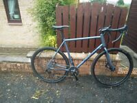 2014 Kona Rove CX Road Gravel Tourer commuter Bike 59cm Steel £550 rrp £1499