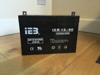 6 leisure batteries