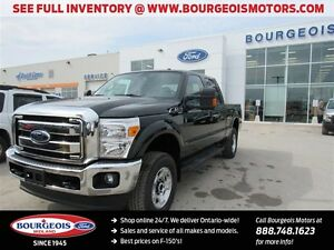 2016 Ford F-250 XLT 4X4 CREW POWERCODE REMOTE START NEW 903A