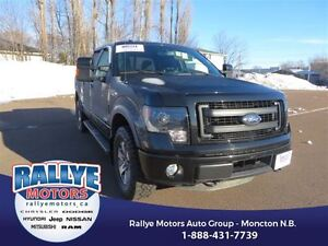 2014 Ford F-150 FX4! 4x4! Back Up! Alloy! Heated! Leather!