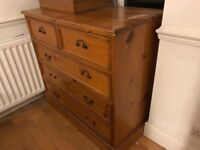 Pine drawers for FREE