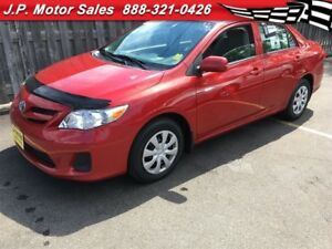 2013 Toyota Corolla CE, Automatic, Heated Seats, Only 48, 000km