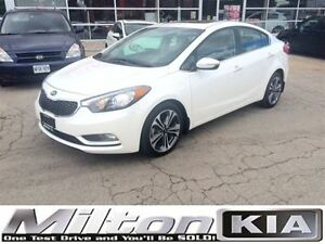 2015 Kia Forte WITH A 2.0L MOTOR & P/ROOF