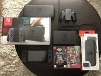 Nintendo Switch console and bundle
