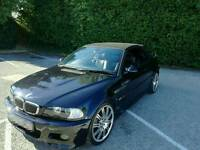 BMW E46 M3 SMG FOR SALE!!
