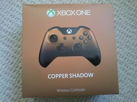 Copper Shadow Xbox One controler