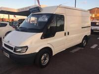 ford transit swb disel van long mot only £1795 no vat