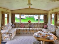 ❤️❤️STATIC CARAVAN FOR SALE ON A PITCH OF YOUR CHOICE - OPEN 12 MONTHS, LOW FEES, PET FRIENDLY❤️❤️