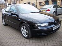 Seat Leon 1,9 TDI SE 2002 MOT and TAX [ low milage only 98,000 guarantee ]