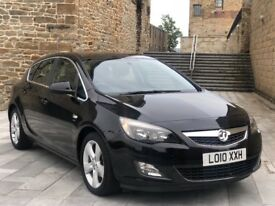 ✅ 2010 VAUXHALL ASTRA SRI 1.6 + FULL SERVICE + 2 KEYS + BARGAIN (FORD FOCUS/MONDEO/GOLF)