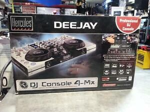 Hercules DJ Console. We sell used DJ equipment. (#43098)