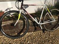 Raleigh pioneer trail retro unisex bike 19 inch frame good working order 5f10 to 6f1