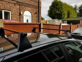 Saab 9-5 Genuine Saab Roof Bars/rails.