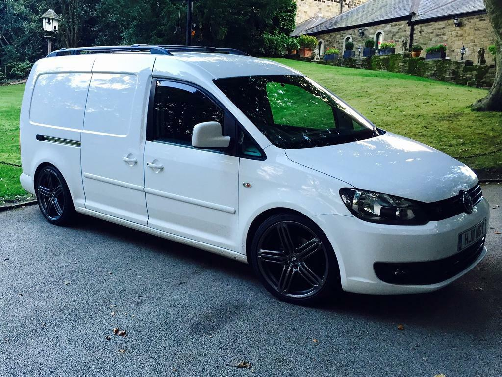 vw caddy maxi r line 4 seats immaculate every extra 140bhp no vat in wakefield west yorkshire. Black Bedroom Furniture Sets. Home Design Ideas