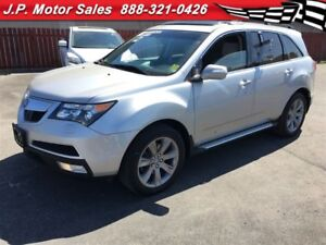 2013 Acura MDX Elite, Leather, Sunroof, Third Row Seating, AWD