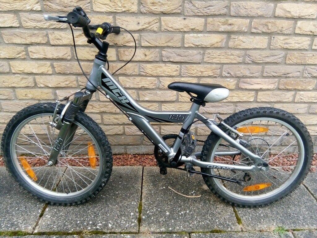 "Boys 18"" MTX 125 Giant Bike"