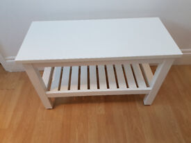 Hemnes Bench from Ikea.